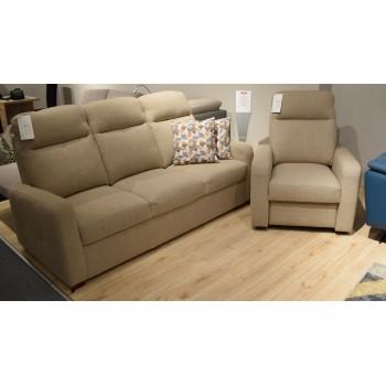 PORTO 3-Sitzer Sofa +...